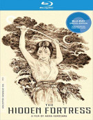 Hidden Fortress, The: The Criterion Collection Blu-ray