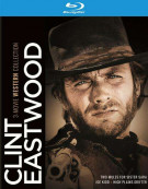Clint Eastwood: 3-Movie Western Collection Blu-ray