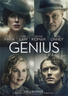 Genius (DVD + UltraViolet) Movie