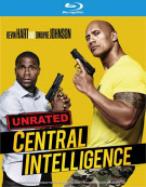 Central Intelligence (Blu-ray + UltraViolet) Blu-ray