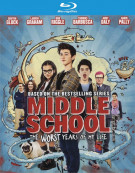 Middle School: The Worst Years Of My Life (Blu-ray + DVD + UltraViolet) Blu-ray