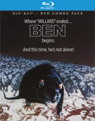 Ben (Blu-ray + DVD Combo Pack) Blu-ray