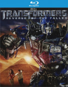 Transformers: Revenge Of The Fallen Blu-ray