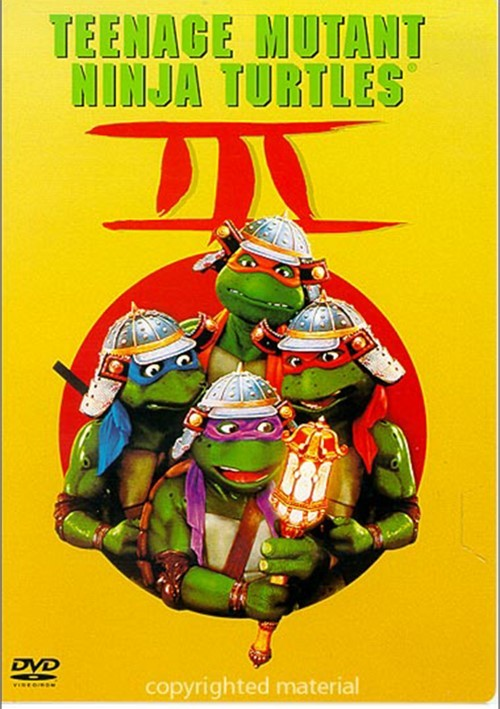 Teenage Mutant Ninja Turtles III Movie