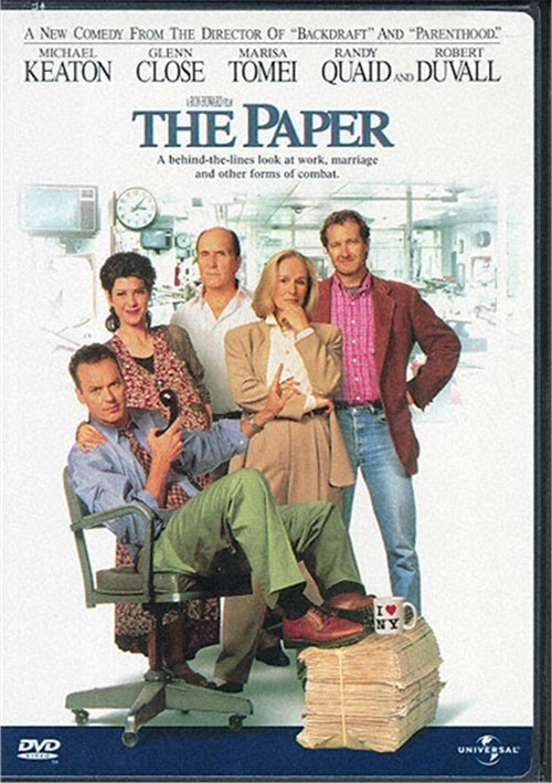 Paper, The Movie