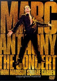 Marc Anthony: The Concert From Madison Square Garden Movie