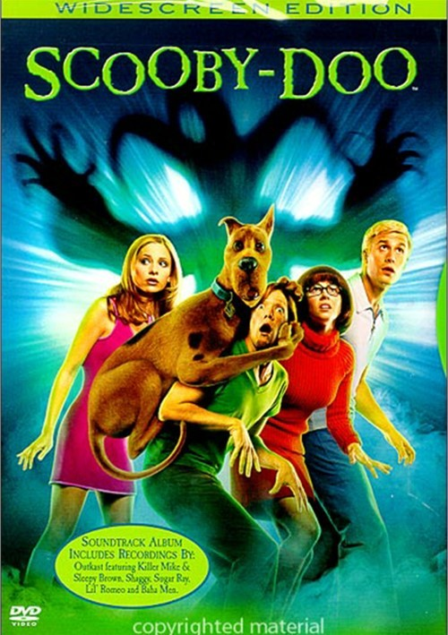 Scooby-Doo (Widescreen) Movie