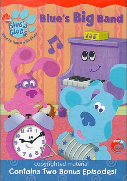 Blues Clues: Blues Big Band Movie