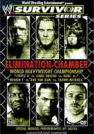WWE: Survivor Series 2002 - Elimination Chamber Movie