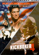 Kickboxer 3: The Art Of War / Kickboxer 4: The Aggressor (Double Feature) Movie