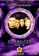 Stargate SG-1: The Complete Fifth Season Movie