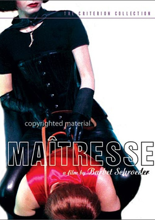 Maitresse: The Criterion Collection Movie