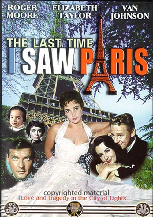 Last Time I Saw Paris, The Movie