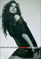 Christina Aguilera: Stripped - Live In The UK Movie