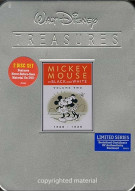 Mickey Mouse In Black And White 2: Walt Disney Treasures Limited Edition Tin Movie