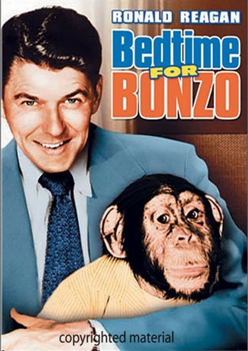 Bedtime For Bonzo Movie