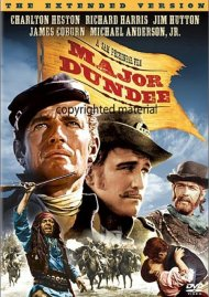 Major Dundee (Extended Cut) Movie