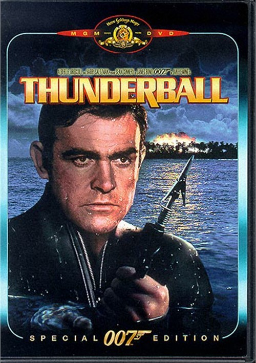 Thunderball: Collectors Edition Movie