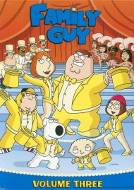 Family Guy: Volume 3 (Repackage) Movie