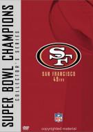 NFL Super Bowl Collection: San Francisco 49ers Movie