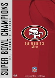 NFL Super Bowl Collection: San Francisco 49ers Movie