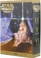 Star Wars Trilogy: 3 Disc Limited Edition (Fullscreen) Movie
