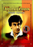 Alfonso Zayas: 4 Pack Special Edition Movie