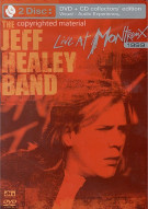 Jeff Healey Band, The:  Live At Montreux (with CD) Movie