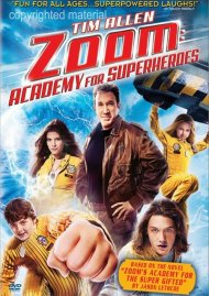 Zoom: Academy For Superheroes Movie