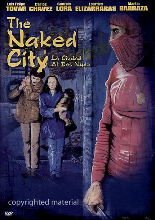 Naked City, The (La Ciudad Al Desnudo) Movie