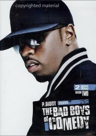 P. Diddy Presents The Bad Boys Of Comedy: Season Two Movie