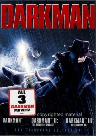 Darkman Trilogy Movie