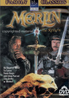 Merlin: The Return Movie