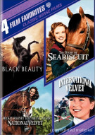 4 Film Favorites: Classic Horse Films Movie