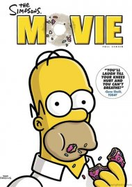 Simpsons Movie, The (Fullscreen) Movie