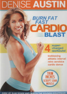 Denise Austin: Burn Fat Fast Cardio Blast Movie