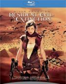 Resident Evil: Extinction Blu-ray