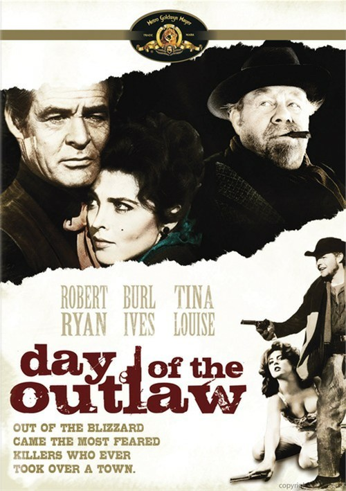 Day Of The Outlaw Movie