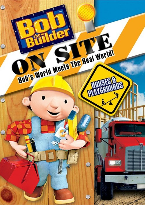 Bob The Builder On Site: Houses & Playgrounds Movie