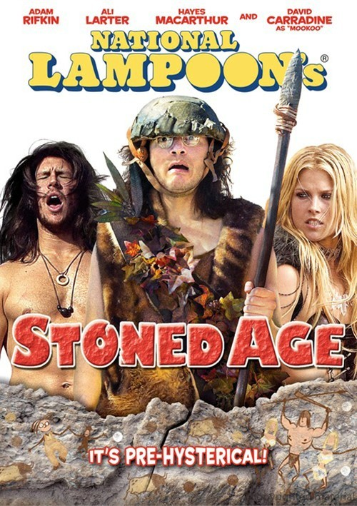 National Lampoons Stoned Age Movie