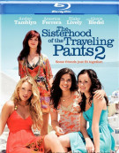 Sisterhood Of The Traveling Pants 2, The Blu-ray