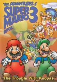 Adventures Of Super Mario Bros. 3, The: The Trouble With Koopas Movie