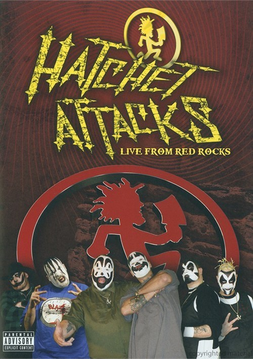 Hatchet Attacks: Live From Red Rocks Movie