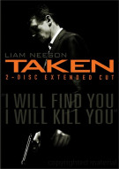 Taken: 2 Disc Extended Cut Movie