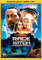 Race To Witch Mountain: Deluxe Edition Movie
