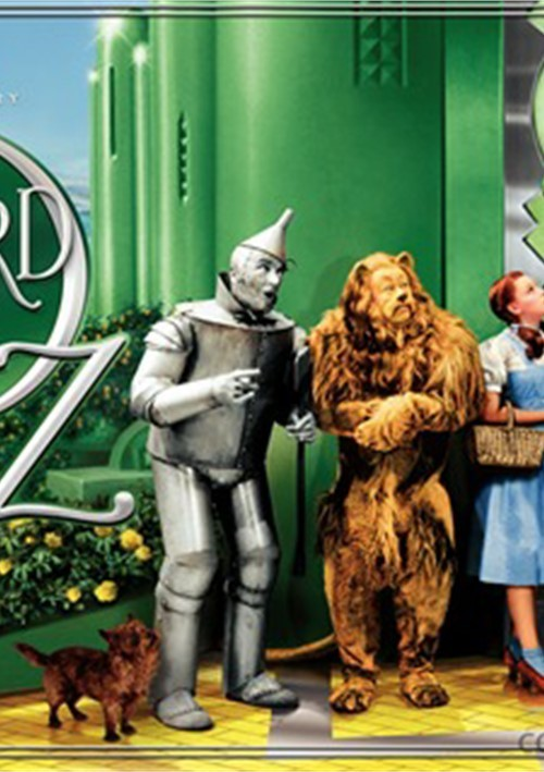 Wizard Of Oz, The: 70th Anniversary Ultimate Collectors Edition Movie