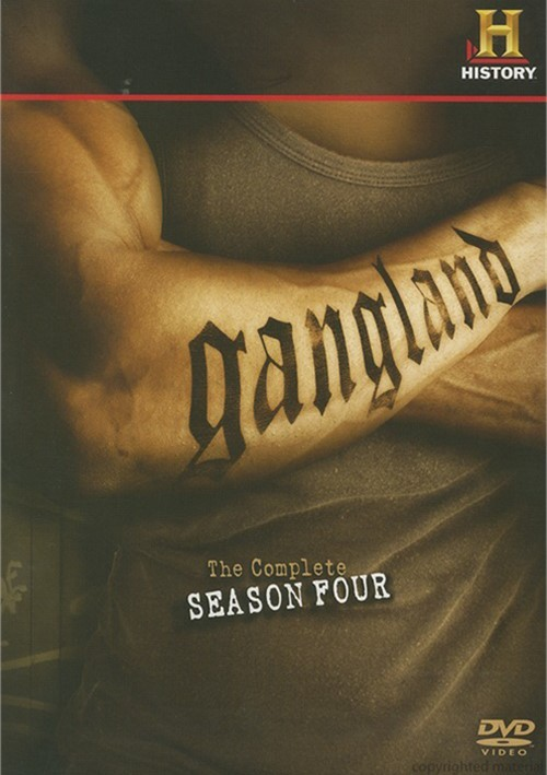 Gangland: The Complete Season Four Movie