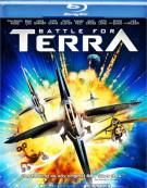 Battle For Terra Blu-ray
