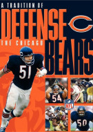 NFL A Tradition OF Defense: The Chicago Bears Movie