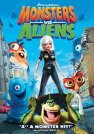 Monsters Vs. Aliens Movie